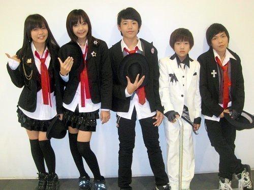Танцевальная группа We Zaa Cool