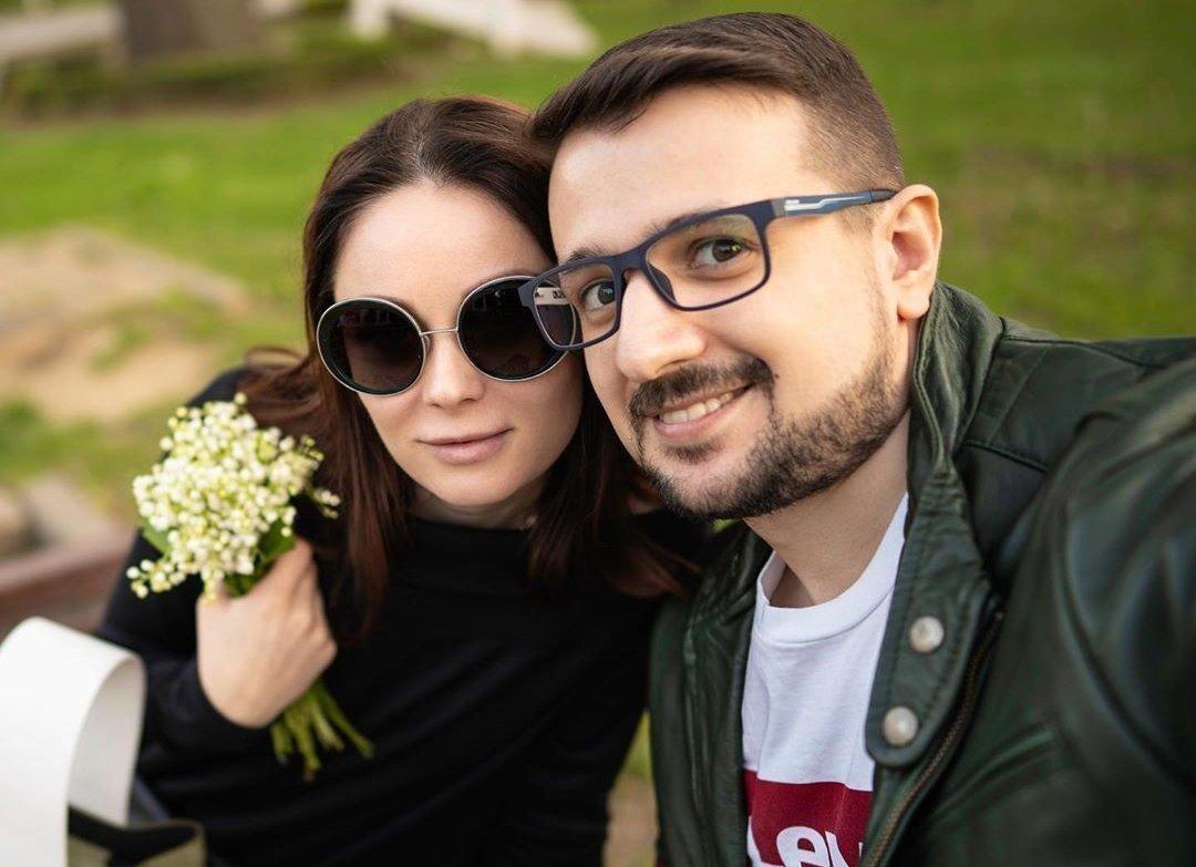 Мармок со своей женой