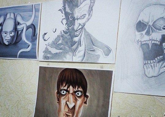Рисунки Мармока