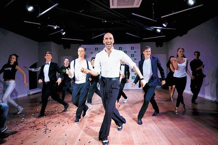 Школа танцев Папунаишвили