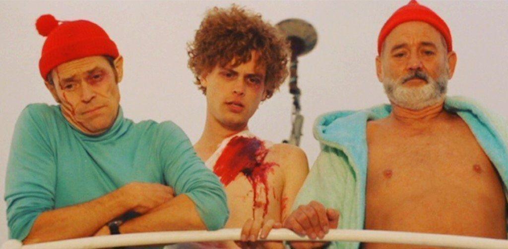 Кадр из фильма «Водная жизнь» с Мэтью Грей