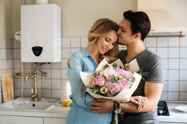 Мила Левчук и Илья Левчук