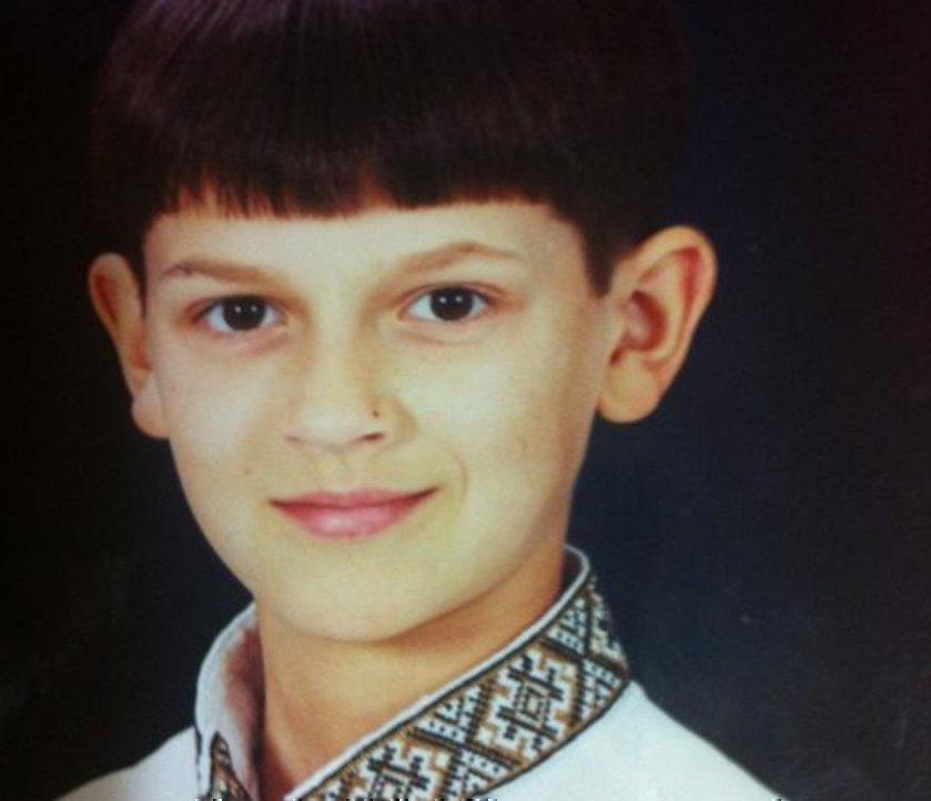 Миша Марвин в детстве