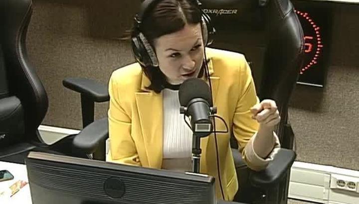 Наталья Литовко радиоведущая