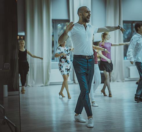 Уроки танцев Папуинашвили