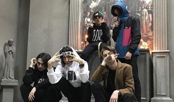 Лизер и группа Закат 99.1