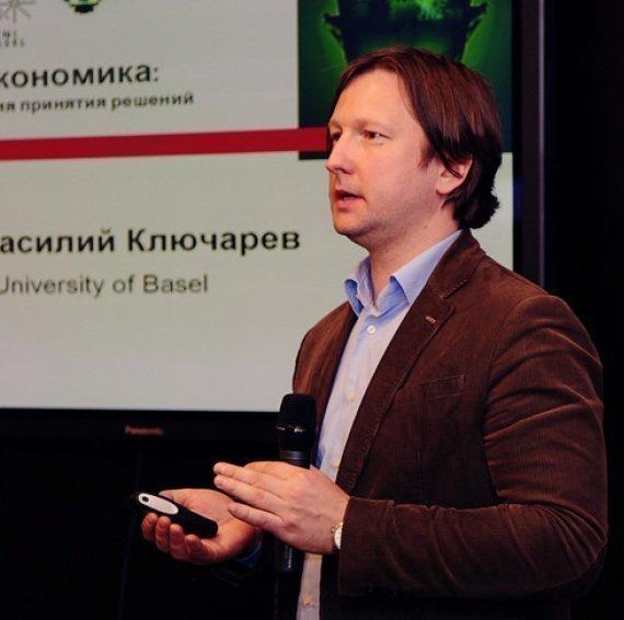 Научная деятельность В. Ключарева