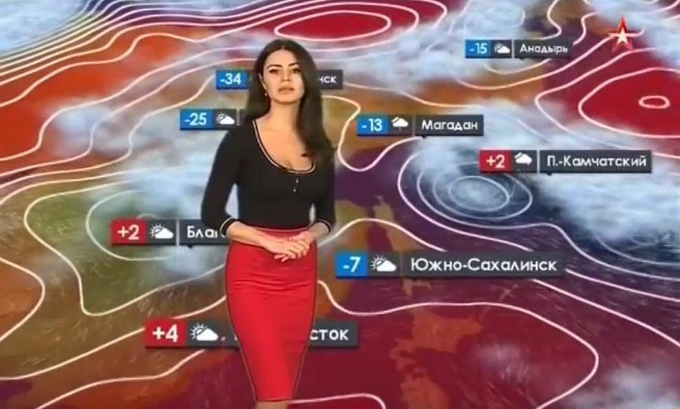 Ведущая Рената Камалова