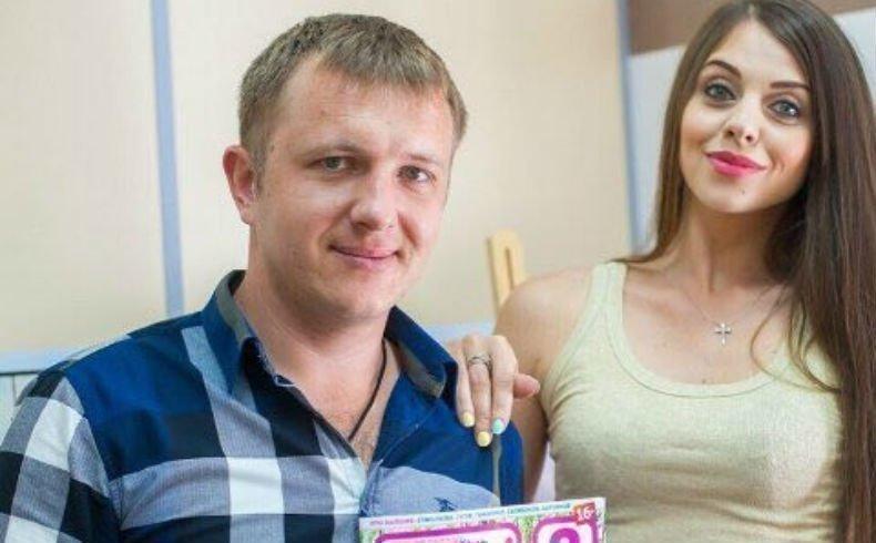 Яббаров с Ольгой Рапунцель