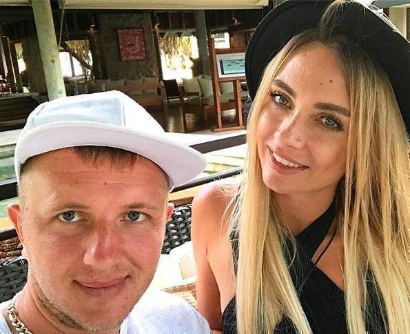 Яббаров с Маргаритой Ларченко