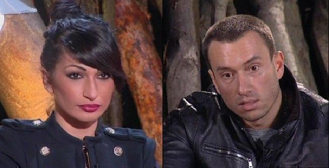 Алина Ян и Михаил Терехов