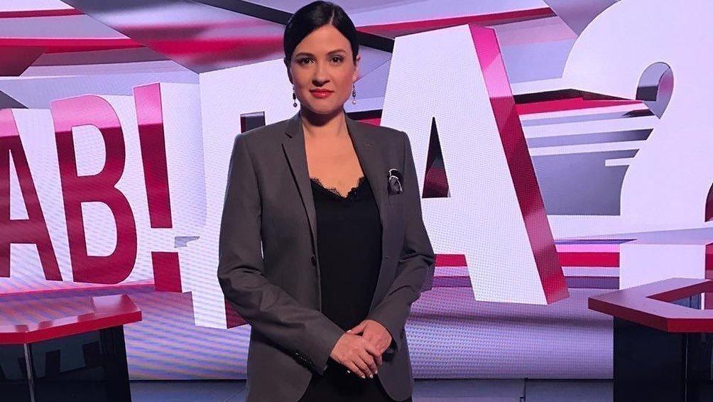 Ведущая Елена Иванова