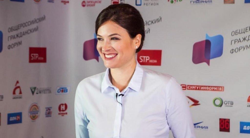 Елена Иванова ведущая
