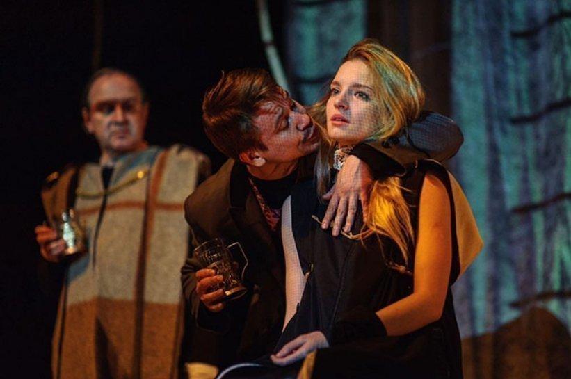 Кристина Александрова в театре