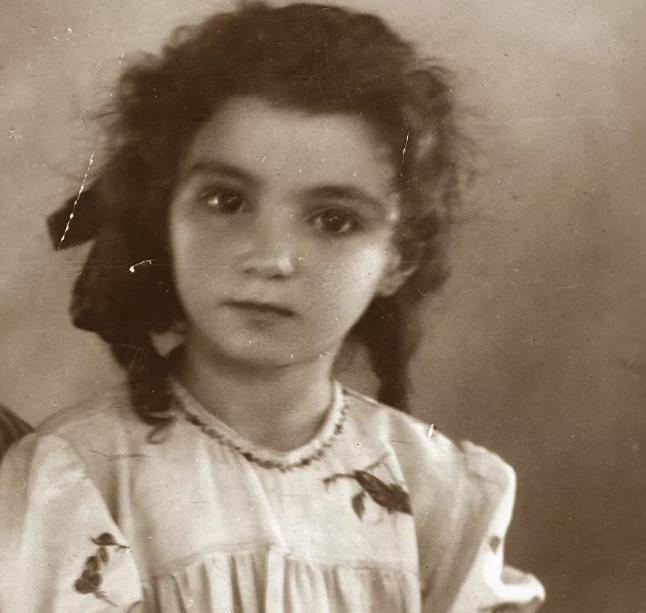 Детское фото Лейлы Адамян