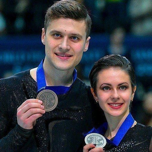 Александр Энберт и Наталья Забияка