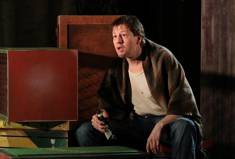 Андрей Сипин в Молодежном театре