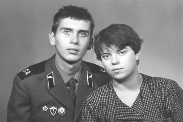 Первый муж Анны Кирьяновой