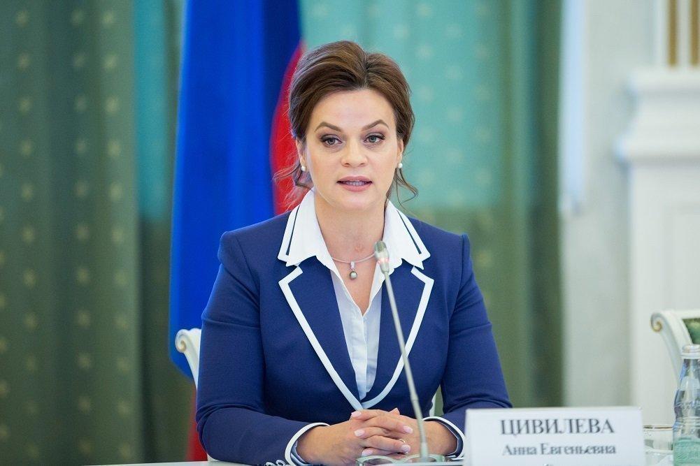 Анна Цивилева