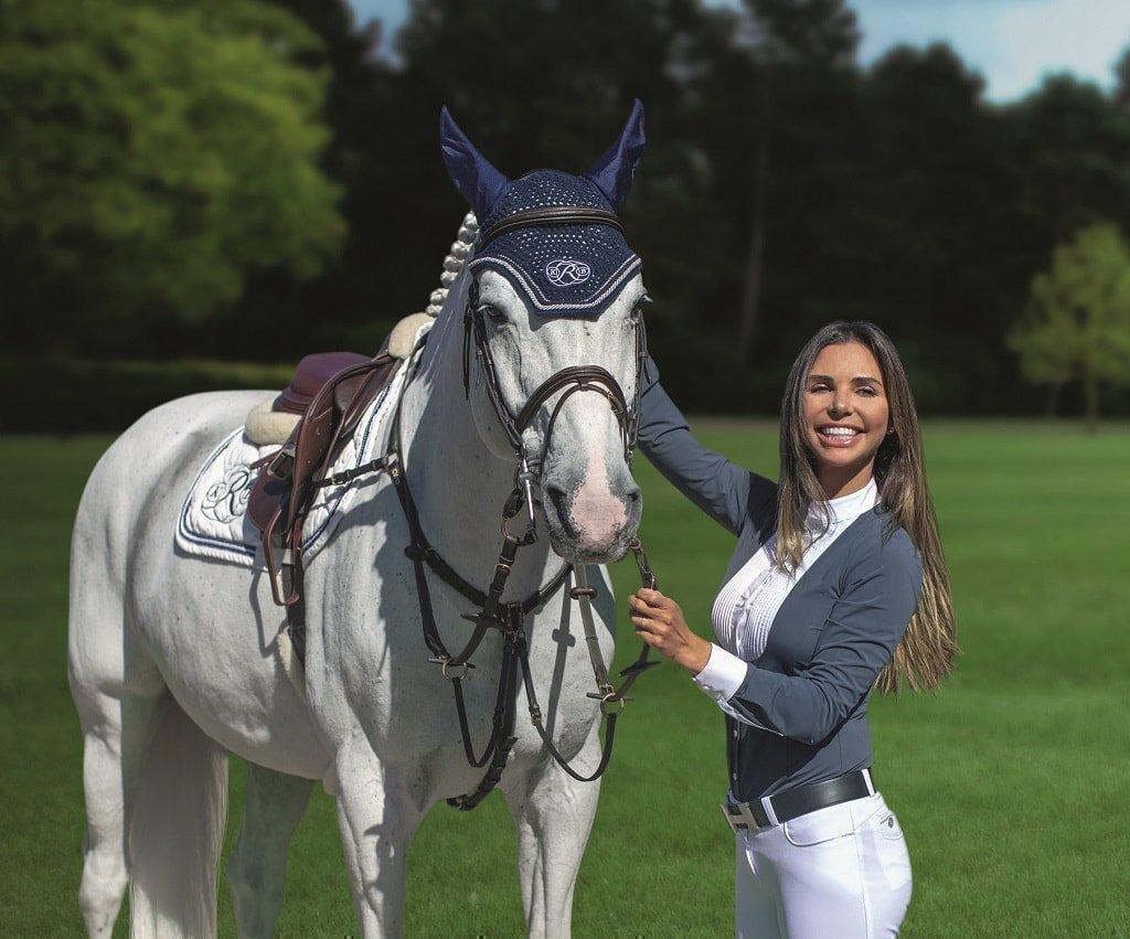 Карина Ротенберг и конный спорт