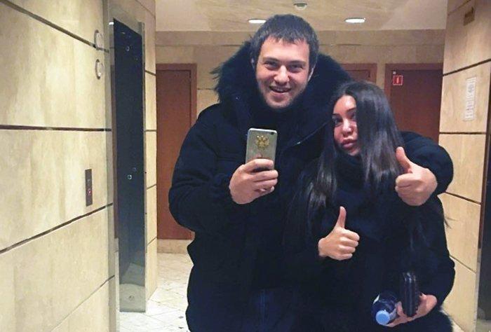 Давид Кемулария и Мара Багдасарян
