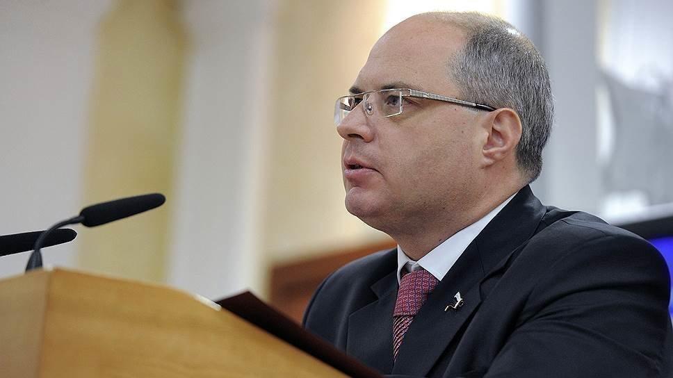 Депутат Сергей Гаврилов сегодня