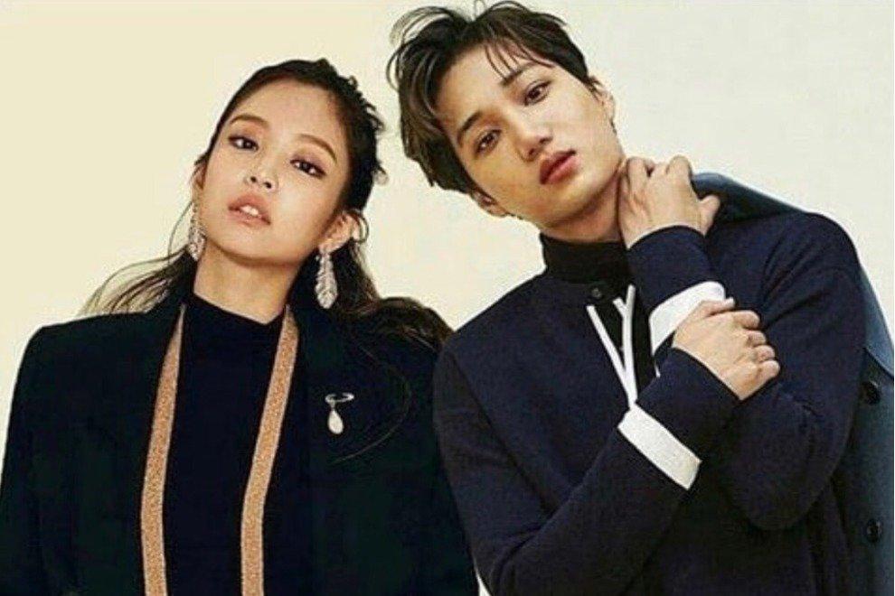 Дженни Ким и Кай