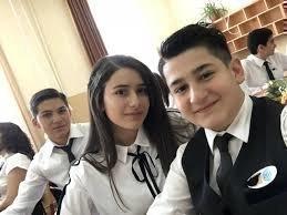 Гриша Асатрян в школе