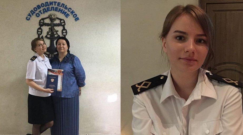 Дочь Эльмиры Хаймурзиной