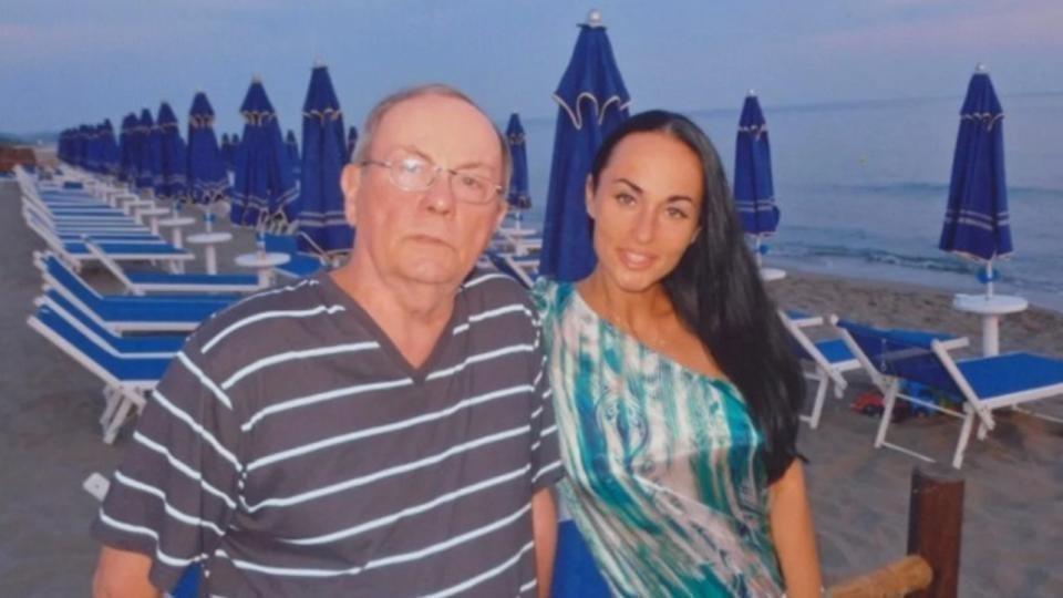 Ирина Волк с отцом сейчас
