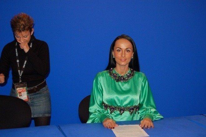 Ирина Волк на телевидении