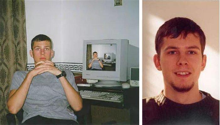 Александр Колтовой в юности