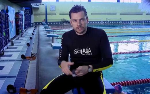 Александр Колтовой в спортивной программе
