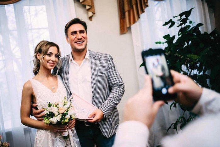Денис Лебедев и Анна Кочеткова