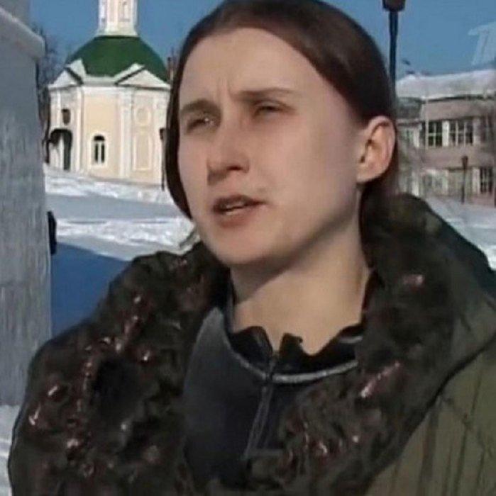 Лидия Ермакова в монастыре