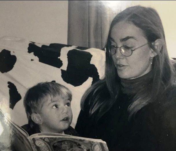 Лил Пип в детстве
