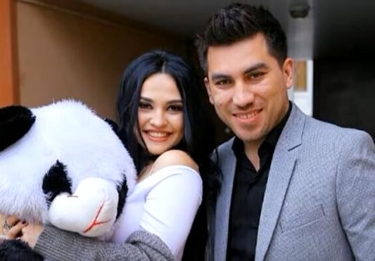 Луиза Расолова и Ахад Каюм