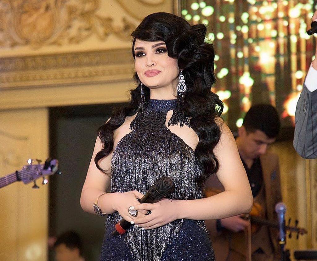 Актрса из Узбекистана Луиза Росулова