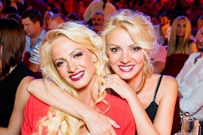 Максимова Полина с мамой