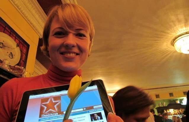 Маша Майерс радиоведущая