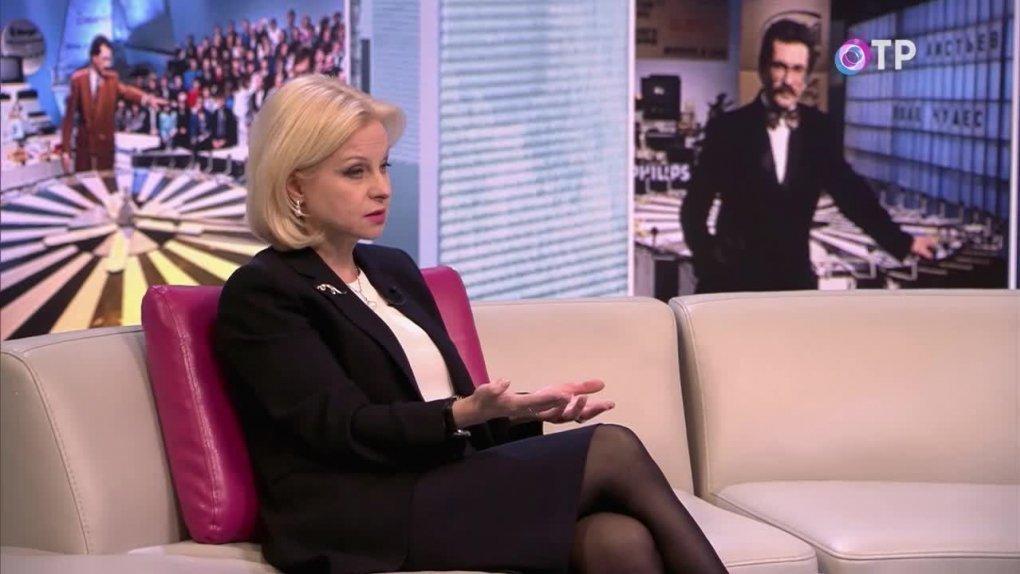 Ведущая Валентина Пиманова про Влада Листьева