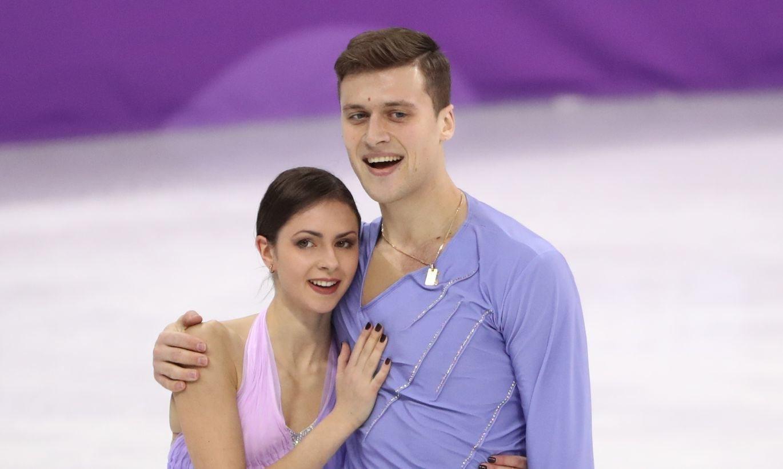 Наталия Забияко и Александр Энберт