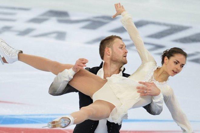 Наталья Забияко и Юрий Ларионов