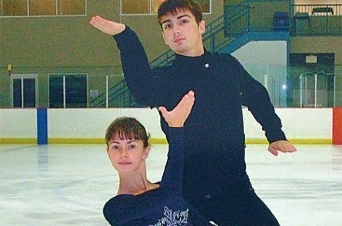 Наталья Забияко с Сергеем Мухиным