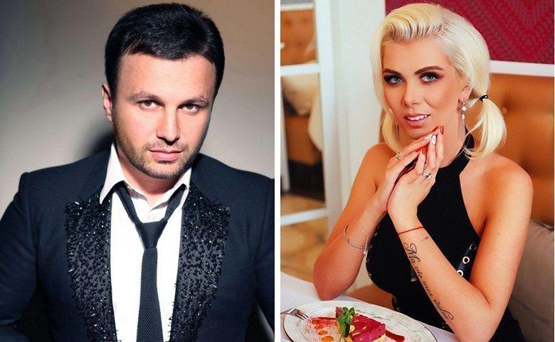 Ольга Десятовская и Давид Каландадзе