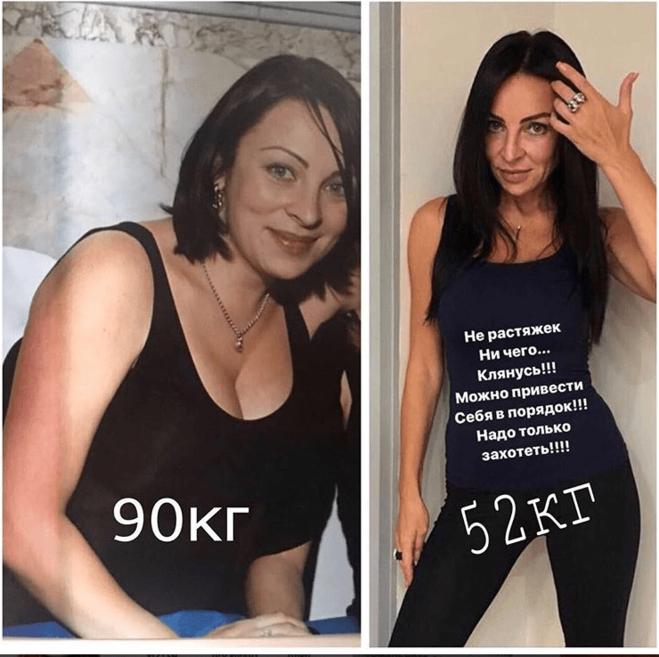 Программа похудения Ольги Лейбман