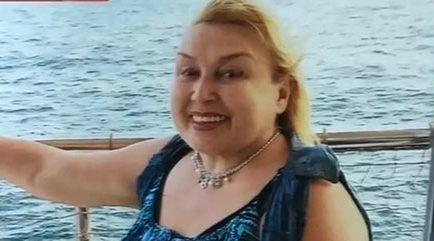 Подруга Светланы Сафиевой Дороти Бурхарт