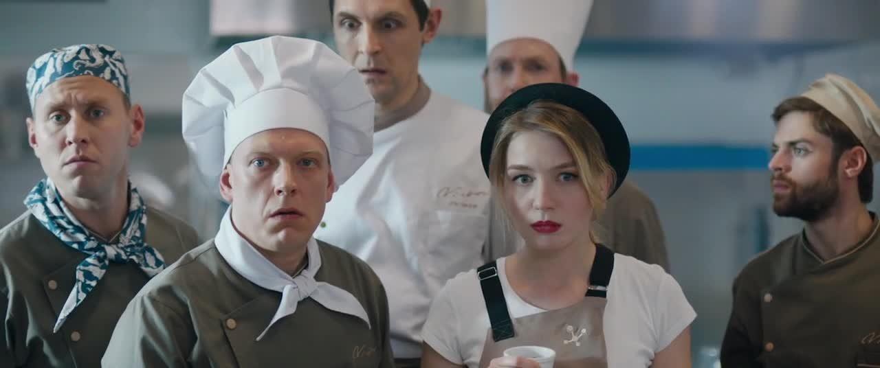 Мария Гамаюн в сериале Кухня