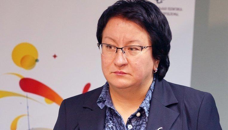 Эльмира Хаймурзина полиик