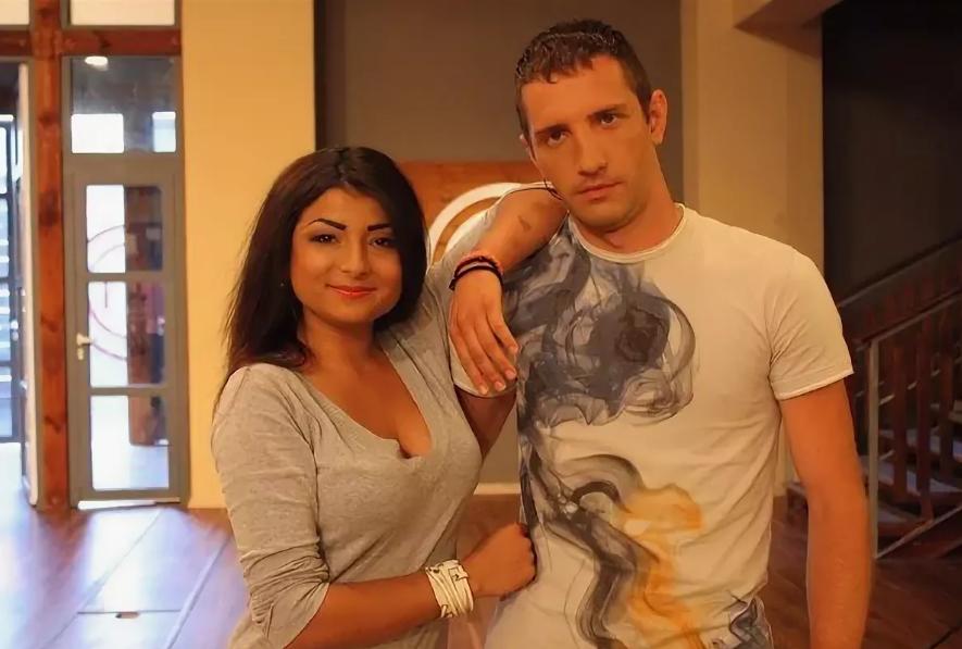 Диана Бабошина и Женя Злобин